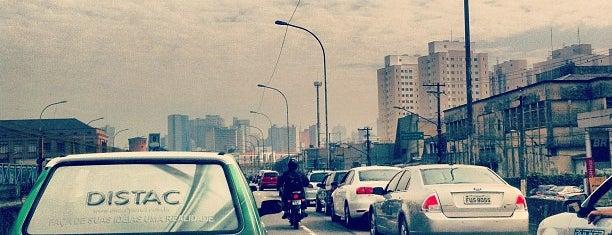 Avenida do Estado is one of ABC Paulista, etc..