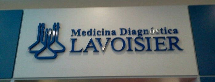 Lavoisier Medicina Diagnóstica is one of Carlosさんの保存済みスポット.