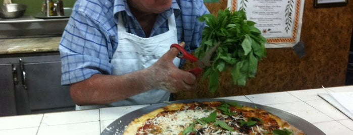 Di Fara Pizza is one of New York Noms and Things.