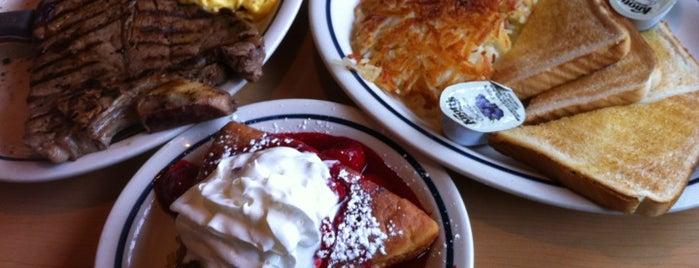 IHOP is one of Chicago Late Night.