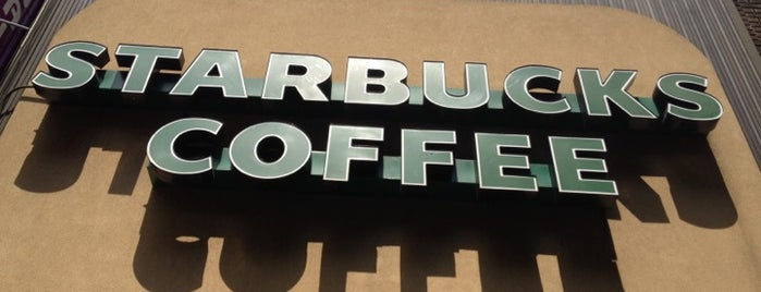 Starbucks is one of Big Apple (NY, United States).