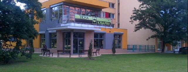 Tichá kavárna is one of Navštiv 200 nejlepších míst v Praze.