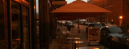 Park Avenue Coffee is one of STL to eat.