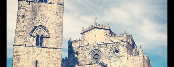 Erice is one of Sicily.