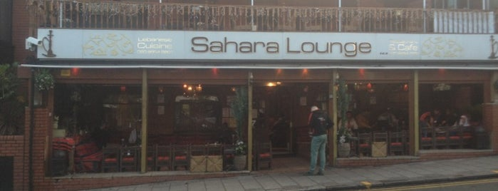 Sahara Lounge is one of Orte, die st gefallen.