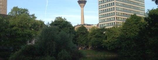 Spee'scher Graben is one of StorefrontSticker #4sqCities: Düsseldorf.