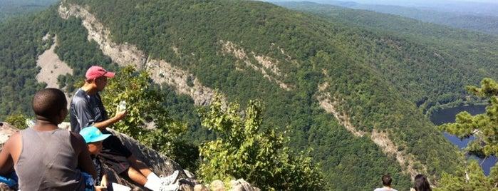 Mt. Tammany - Delaware Water Gap is one of Lieux qui ont plu à Maddie.