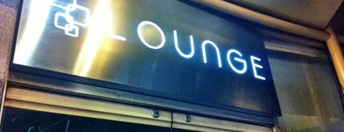 The Lounge is one of Mark.