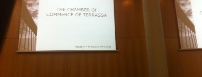 Cambra De Comercio I Industria De Terrassa is one of Lieux qui ont plu à Miquel.