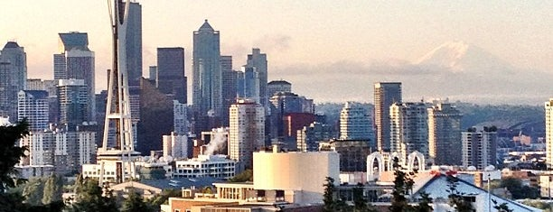 Kerry Park is one of Looking @ Skylines.