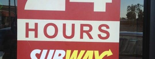 Subway is one of Ryan : понравившиеся места.