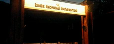 """İzmir Ekonomi Üniversitesi is one of Kampüs Havasını """"Hisset""""."""