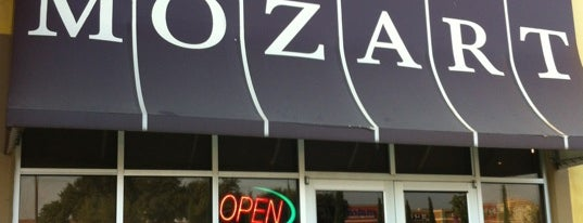 Mozart Bakery & Cafe is one of Dallas.