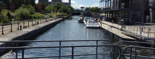Old Port of Montreal is one of Montreal.