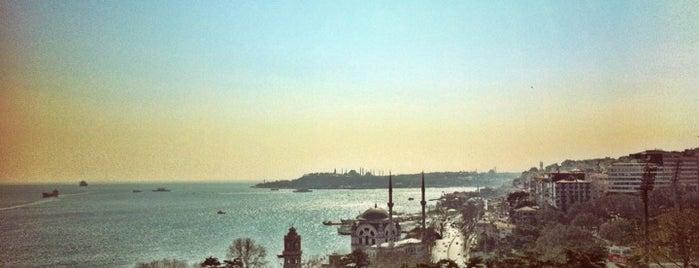 Gaja Roof is one of İstanbul Dünya Mutfağı.