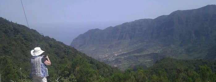 Encumeada is one of Madeira.