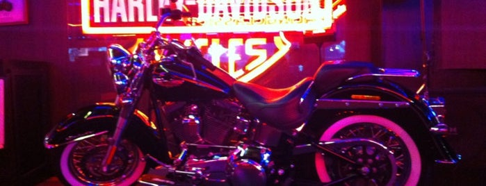 Harley Motor Show is one of Gramado Rs.