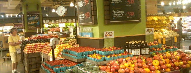 Whole Foods Market is one of Freaker USA Stores New England.