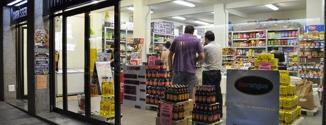 Manjares is one of Tiendas de comida de otros paises.