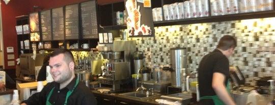 Starbucks is one of Emily : понравившиеся места.