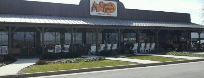 Cracker Barrel Old Country Store is one of Arthur's Great Place To Eat.