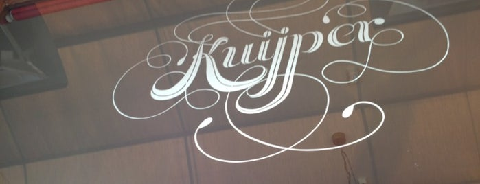 Cafe Kuijper is one of Let's go to Amsterdam!.