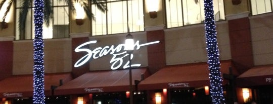 Seasons 52 is one of Miami.