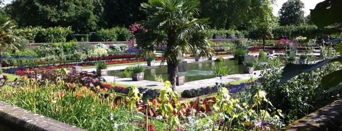 สวนเค็นซิงตัน is one of London <3.