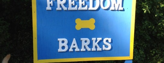 Freedom Park is one of Dog friendly.
