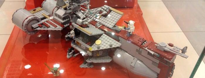 Lego is one of Ivan'ın Beğendiği Mekanlar.
