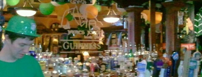 The James Joyce Irish Pub is one of Rick E 님이 저장한 장소.