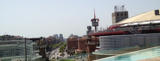 B-Hotel is one of Barcelona.