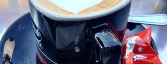 Segafredo is one of Working Café_WLAN.