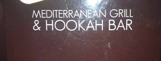 The Olive Hookah Lounge is one of Orte, die Theresa gefallen.