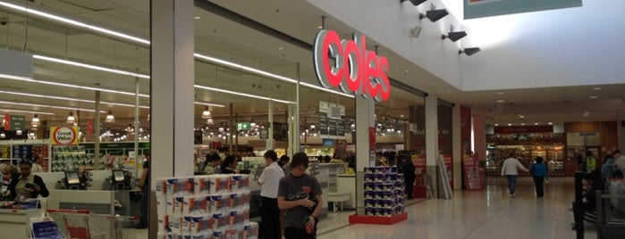 Coles is one of Australia.