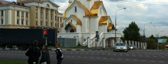 Храм Александра Невского в Кожухове is one of Сохраненные.