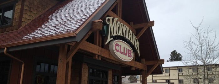 Montana Club is one of Missoula.