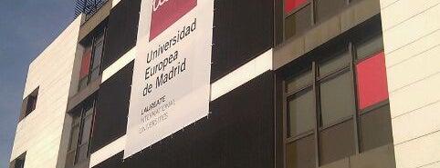 Campus de la Moraleja (UEM) is one of Lugares favoritos de Eva.