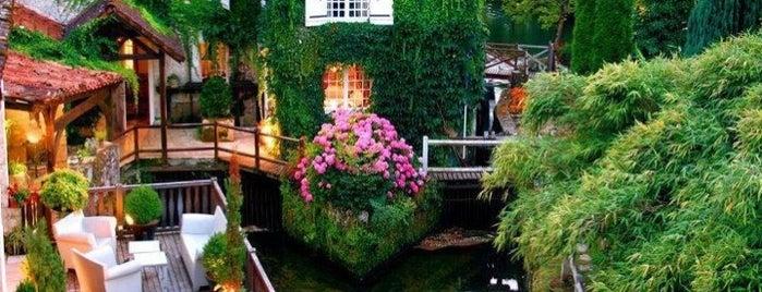 Le Moulin du Roc is one of Tous au restaurant 2012 - du 17 au 23/09.