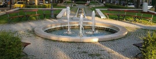 Királyhágó tér is one of Posti che sono piaciuti a Andrea.