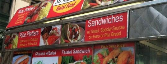 Mr. Khan's Best Halal Food is one of Halalapalooza.
