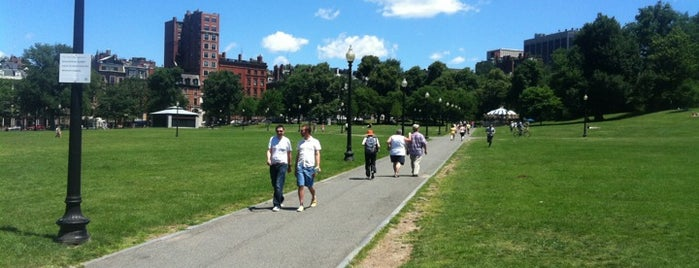 Boston Common is one of All-time favorites in United States (Part 1).