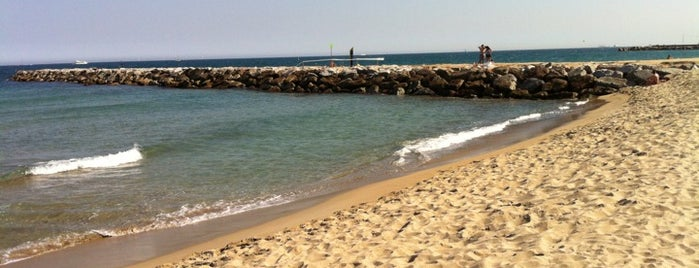 Praia da Mar Bella is one of Playas de Barcelona.