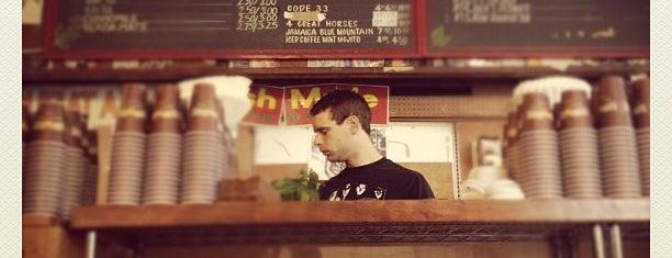 Philz Coffee is one of Best SF.