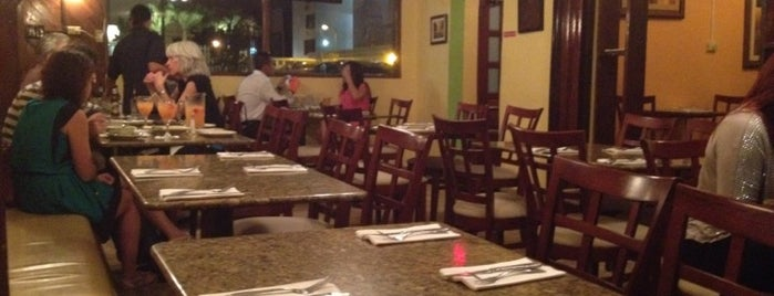 Ceviche House! is one of PR.