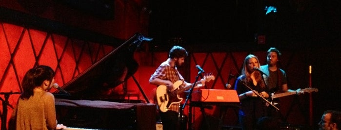 Rockwood Music Hall is one of The Best of the Lower East Side.