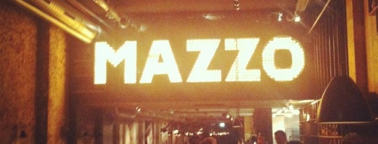 Mazzo is one of My Amsterdam indulgences....