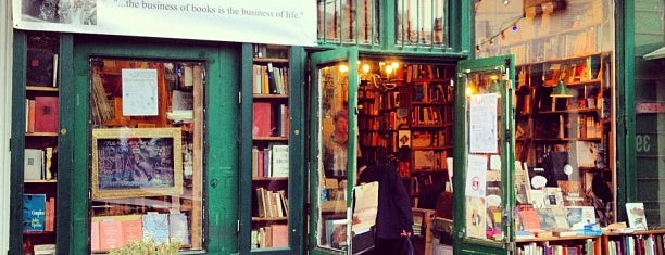 Shakespeare & Company is one of Bookstores - International.
