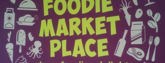 Foodie Market Place is one of Sarah 님이 좋아한 장소.