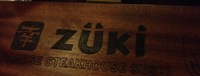 Zuki Japanese Steakhouse is one of Mattさんのお気に入りスポット.